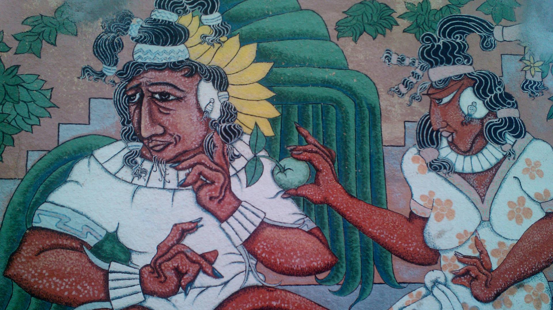 Tucson mural: Chavez, Gandhi, Tolstoy