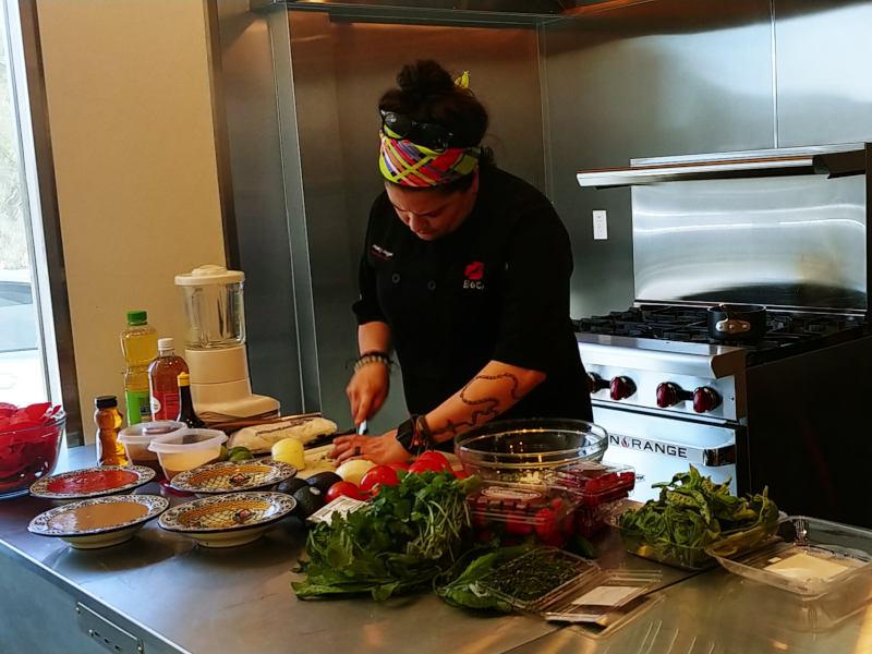 Chef Maria Mazon, Boca