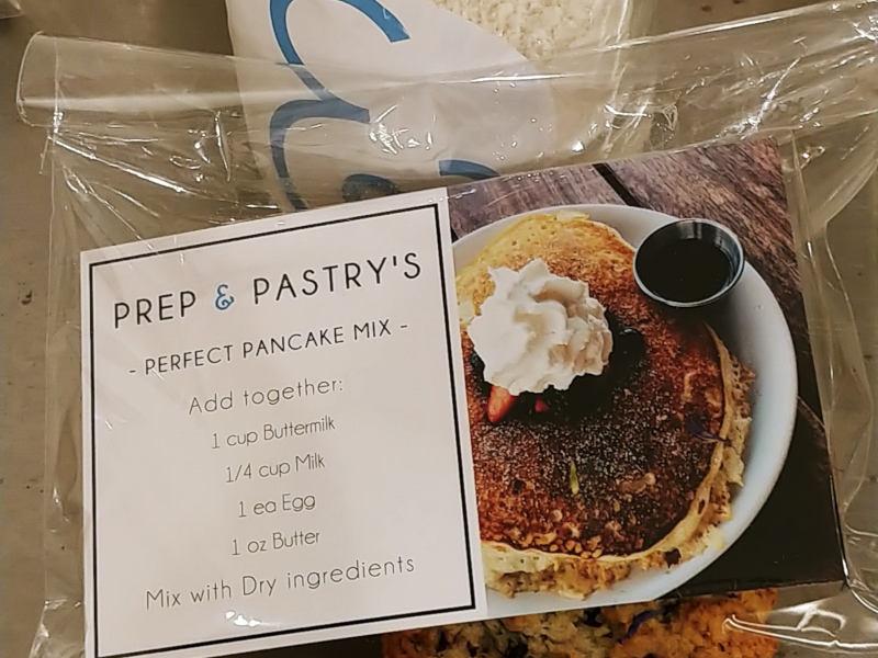 Prep & Pastry Pancakes