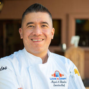 Chef Miguel Heredia