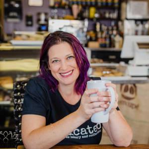 Rebecca Wicker, Dedicated Cafe
