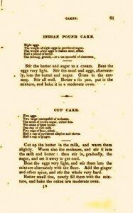 First cupcake recipe