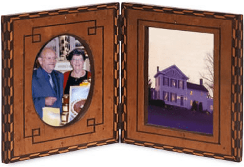 Photographs of Ed & Doris Simpson & Muirhead Farms