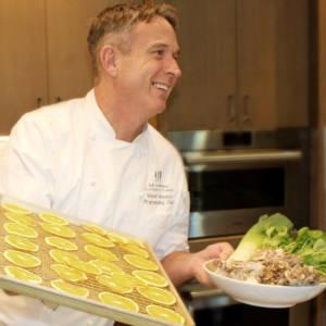 Chef Warren Weeks, Miraval