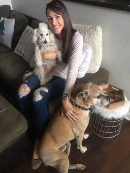 Christa Parsons, Owner, Dogs-N-Donuts