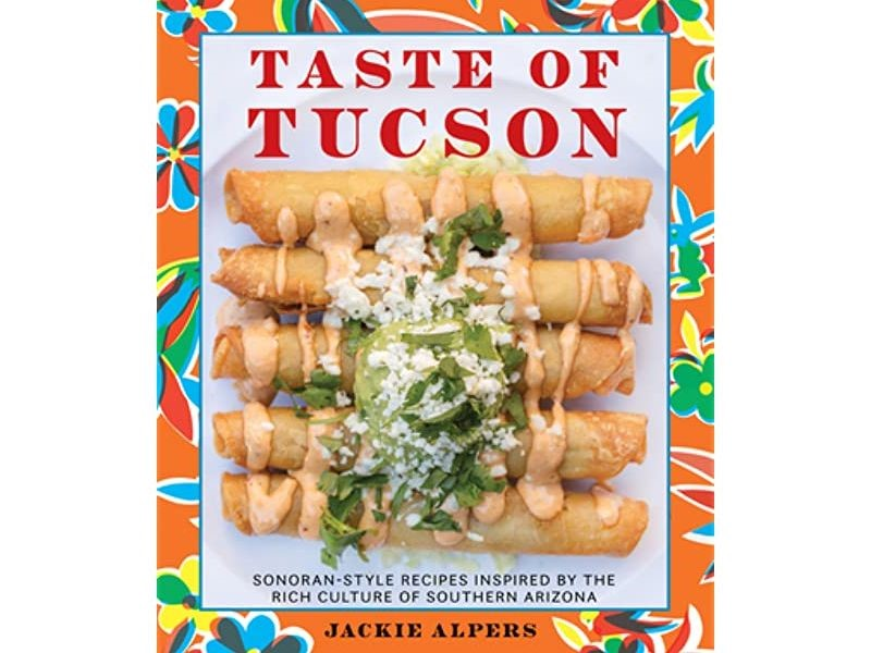 Taste of Tucson cookbook cover