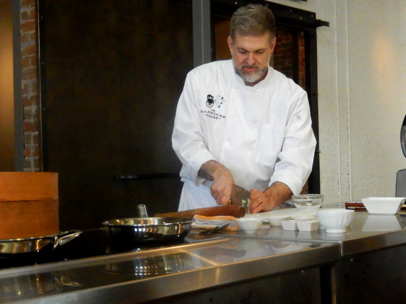 Devon Sanner Cooking Class