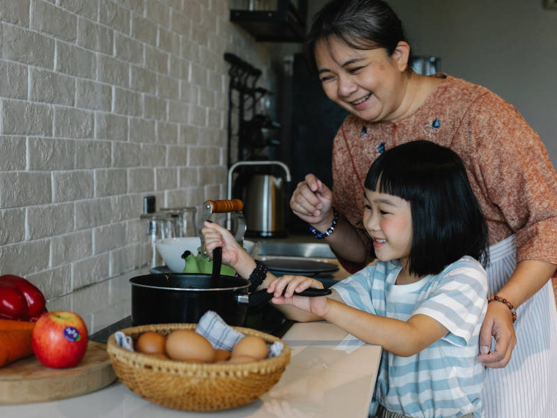 Kids Cooking Classes