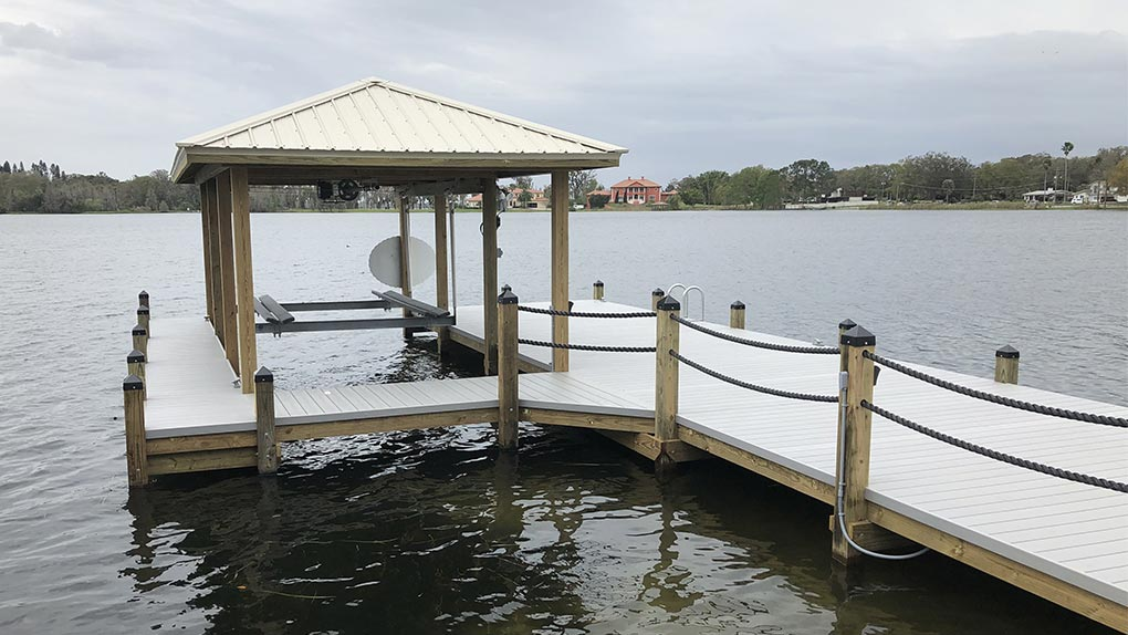 Dock and Arbor Photo