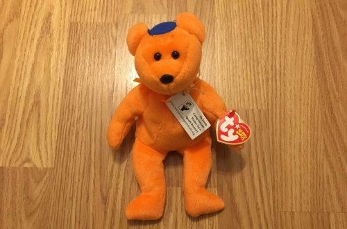 Jewish Beanie Baby Bear
