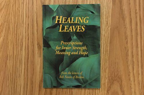 """""""Healing Leaves"""""""