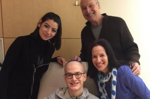 Sixth Chemo Infusion: Thank G-d For Your Problems