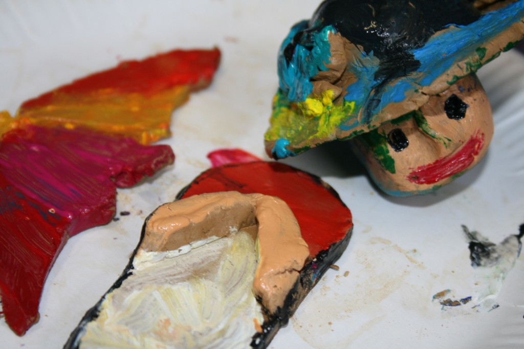 January Pottery and Drawing Workshop