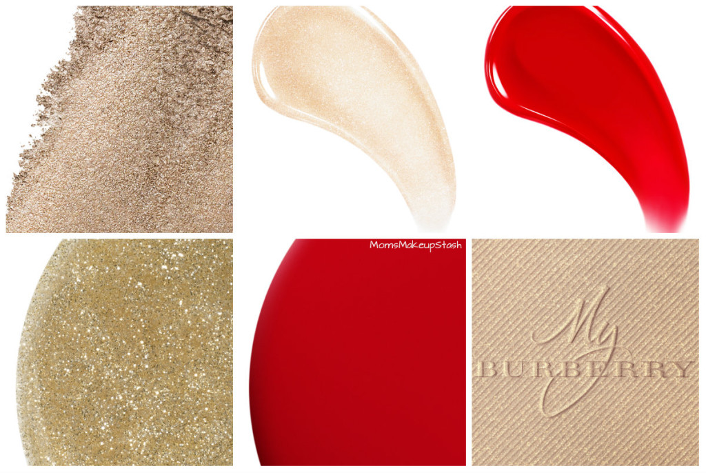 Burberry 2015 Swatches