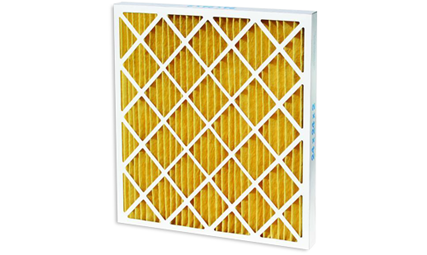 Pleated Air Filters Series 1100
