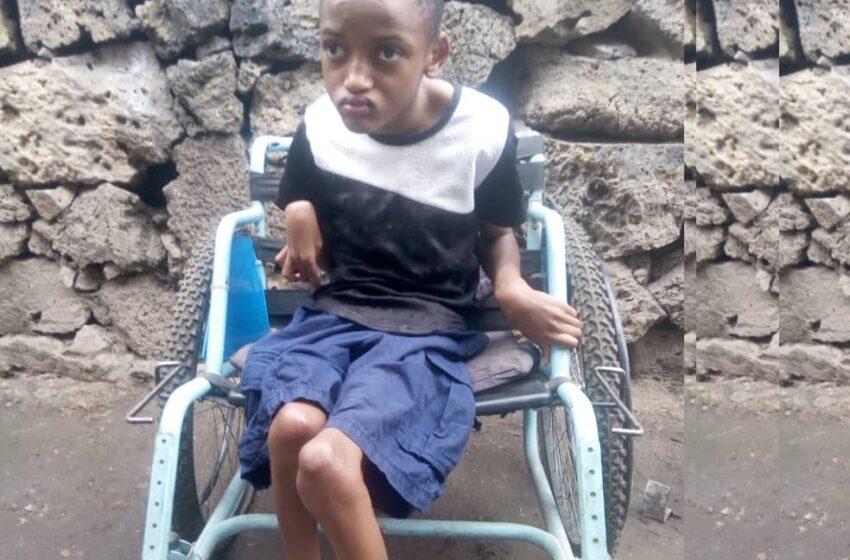 """VIDEO: Shyaka abonye ubufasha yavurwa agakira. Umubyeyi we ati """"Muntabare"""""""