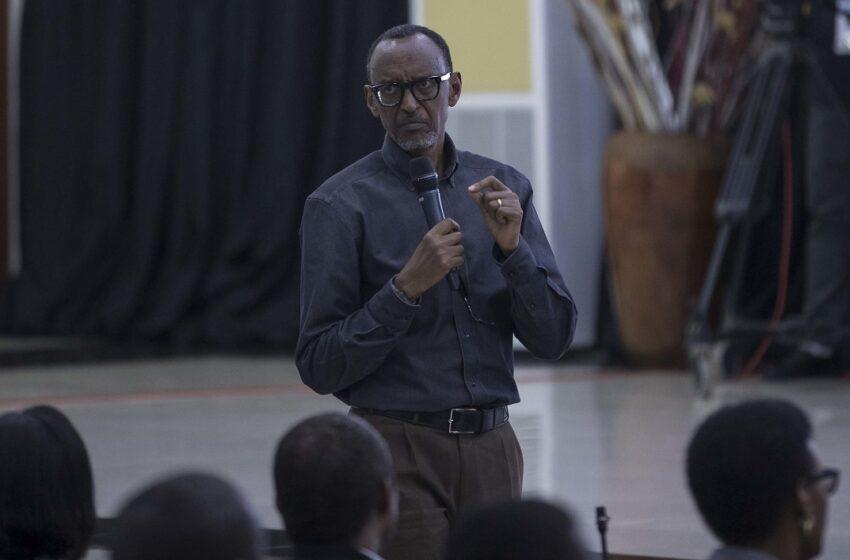 P.Kagame yasabye abayobozi kutazatungurwa n'ibyemezo agiye gufatira abakora nabi