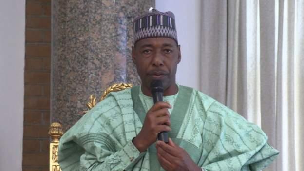 Nigeria: Guverineri wa Borno avuga ko gutsinda Boko Haram bisaba izindi ngabo 100 000