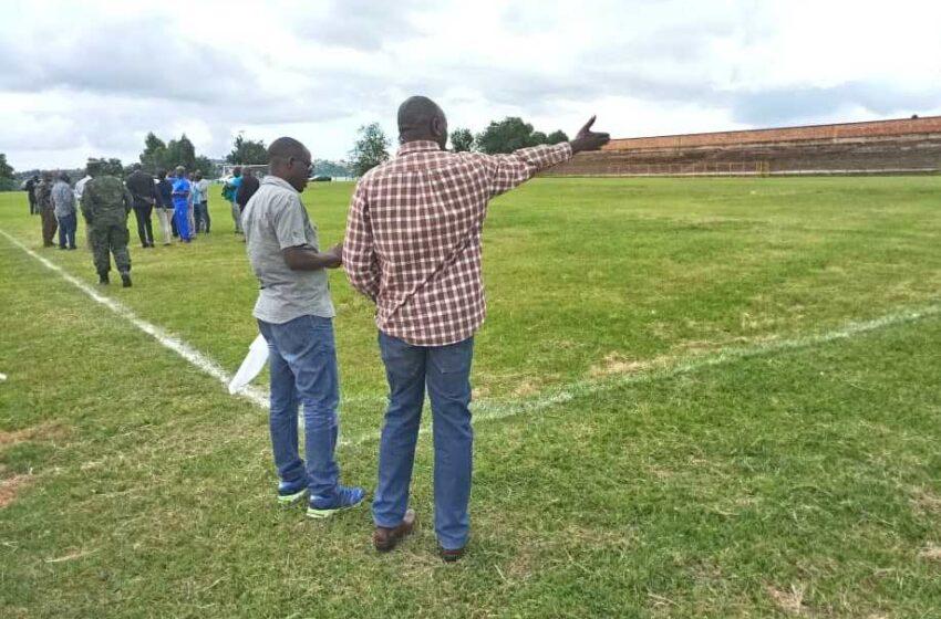 FERWAFA yemereye Gicumbi FC kwakira imikino kuri Stade yayo