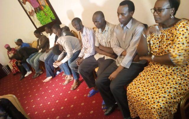 Uganda yarekuye abandi banyarwanda 13…Ngo irashaka kugarura ibintu mu buryo