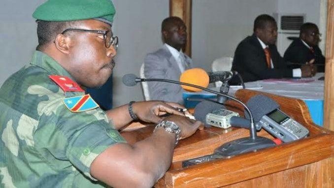 DRC: Gen Delphin Kahimbi wari ushinzwe ubutasi bwa gisirikare yapfuye