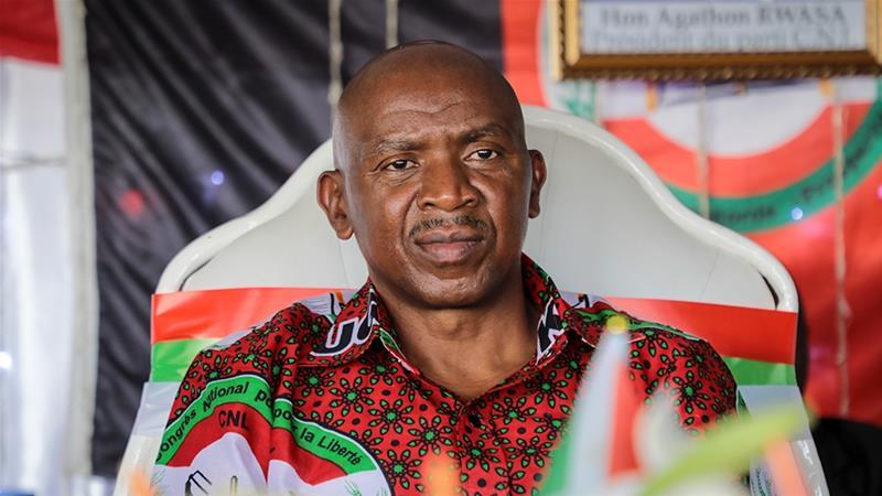 Burundi: Agathon Rwasa azahangana na Evariste Ndayishimiye mu matora