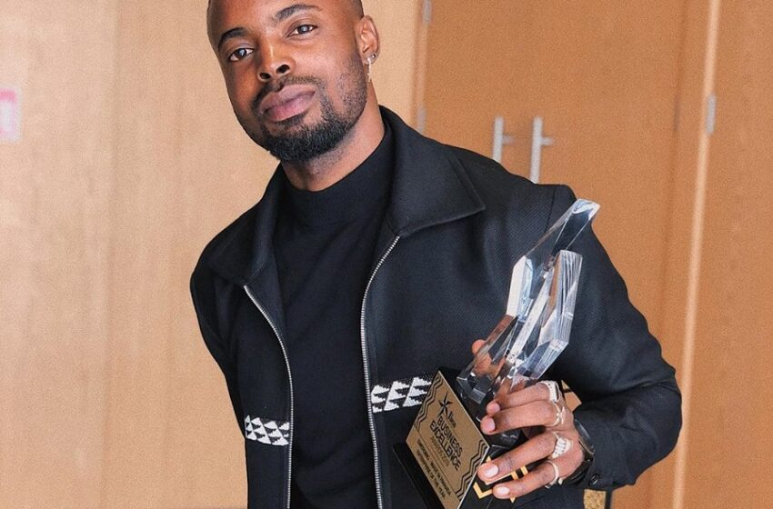 Moses Turahirwa ari muri 5 bahanga imideribazahugurirwa muri Nigeria