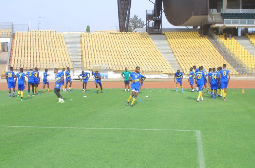 Amavubi yanganyije na Cameroun 0-0 mu mukino wa gicuti