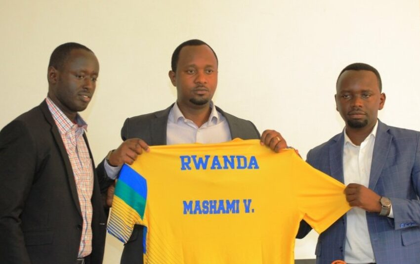 Perezida Kagame yahuye na Mashami Vincent mbere yo kugirwa umutoza w'Amavubi