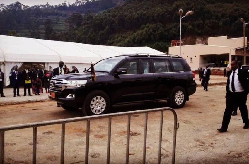 Gatuna: Kagame na Museveni barahura barashaka gusubiza ibintu mu buryo