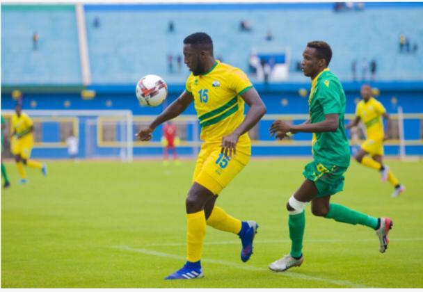 Uwa Gicuti: Amavubi yongeye kunganya, yo na Congo Brazzaville banganyije 0-0