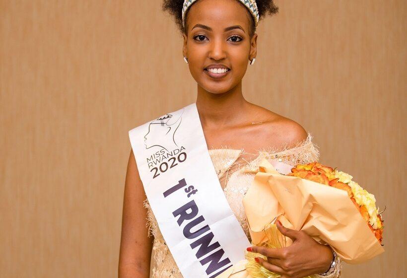 Phionah yatunguwe no kubona Miss Rwanda 2020 abaye Nishimwe Naomie