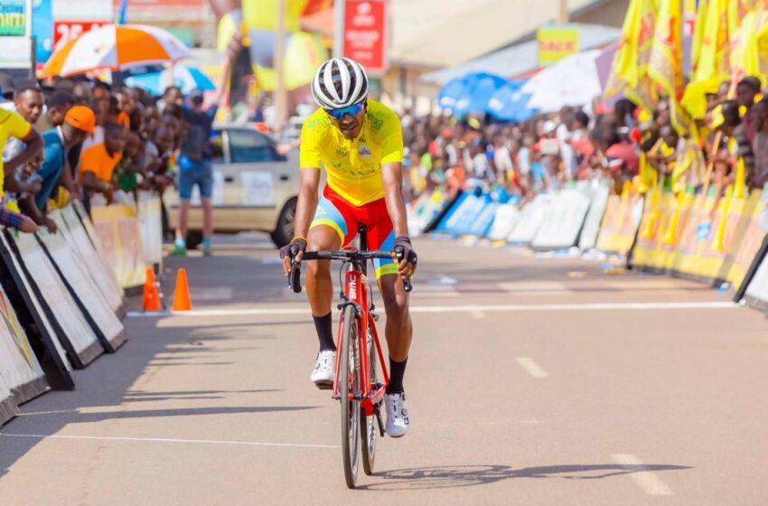 Tour du Rwanda 2020  ITWAWE na Tesfazione Natael wo muri Eritrea