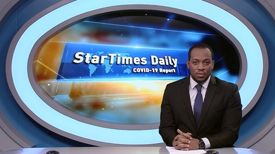 StarTimes raises awareness about the COVID-19 through a daily TV report