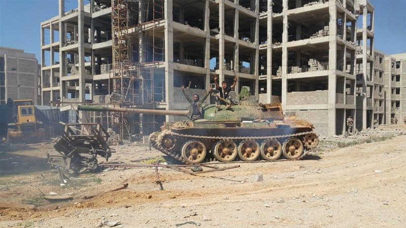 COVID-19 ije gusonga abo muri Libya