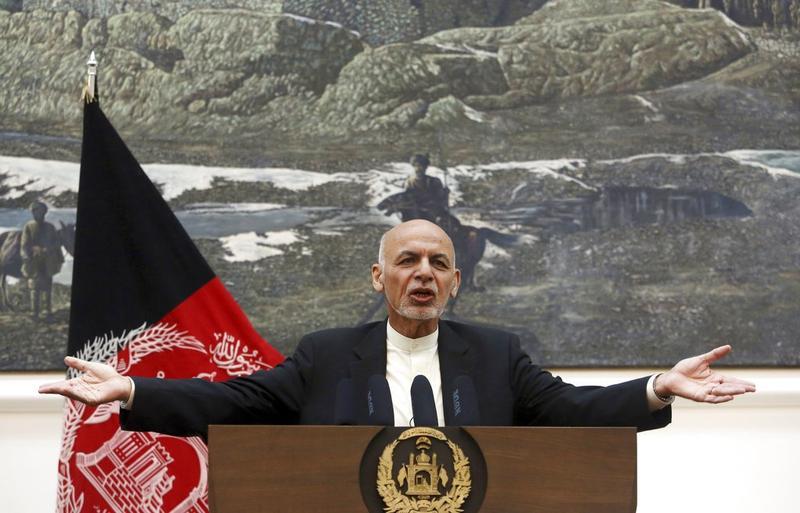 Afghanistan yanze  ingingo ikomeye mu masezerano y'amahoro hagati ya USA n'Abatalibani
