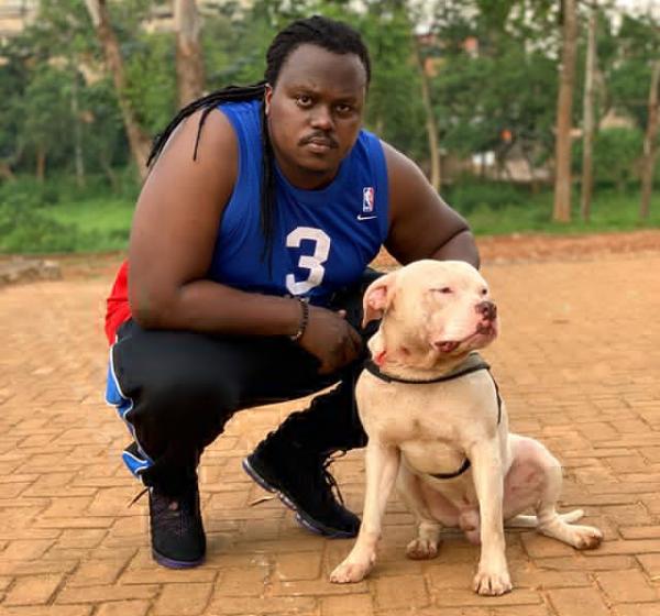 Nzacurangira abantu si imbwa- DJ Miller abwira abibaza ku Gitaramo Dog Show azacurangamo