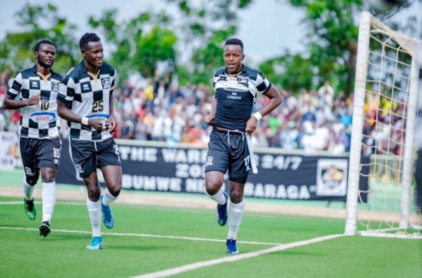 APR FC yujuje imikino 23 itaratsindwa yatsinze Kiyovu SC 1-0