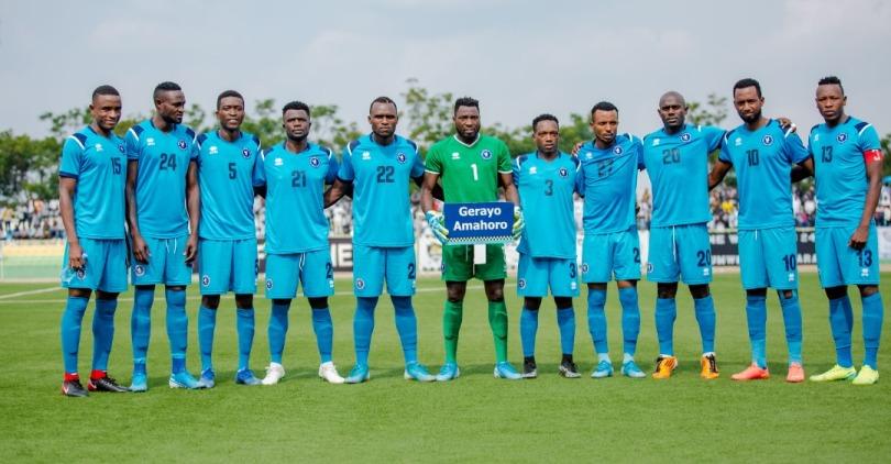 Police FC irashaka ubutabera yandikiye FERWAFA imenyesha akarengane