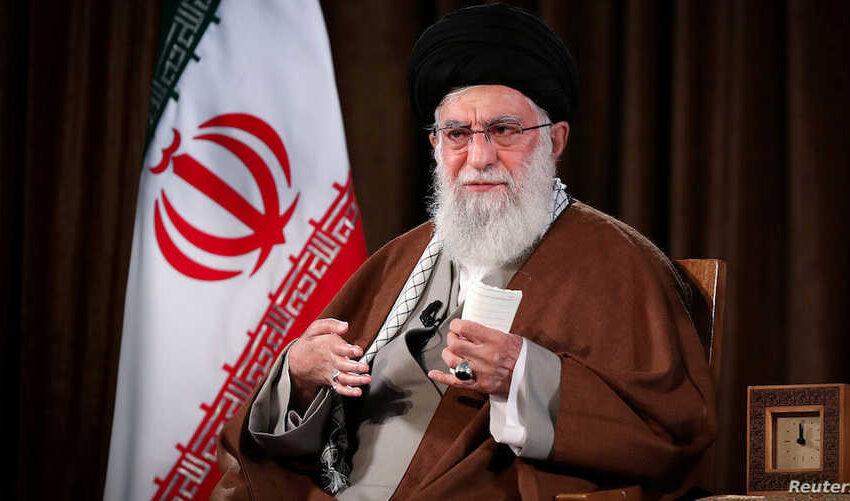 Iran yanze inkunga ya USA igamije kuyifasha kurwanya Coronavirus