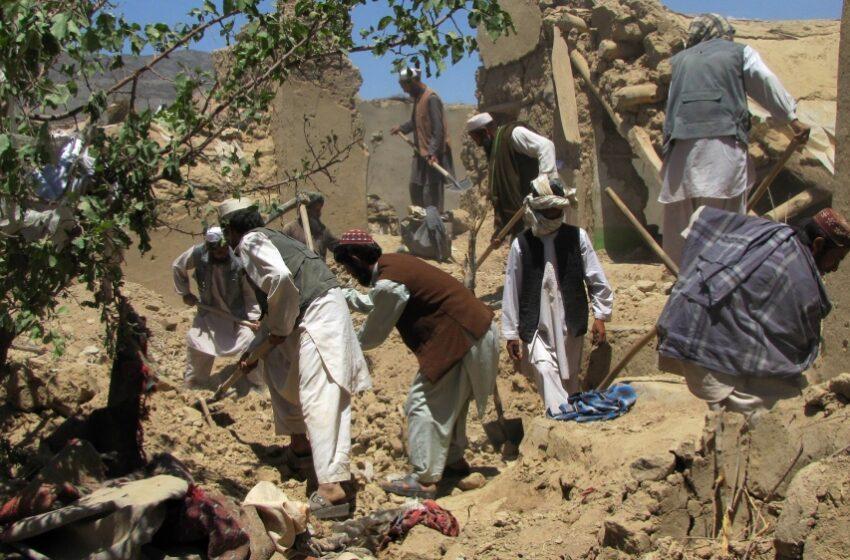 Ingabo za USA, iza Afghanistan n'Aba-Taliban zirakorwaho iperereza ku byaha by'intambara