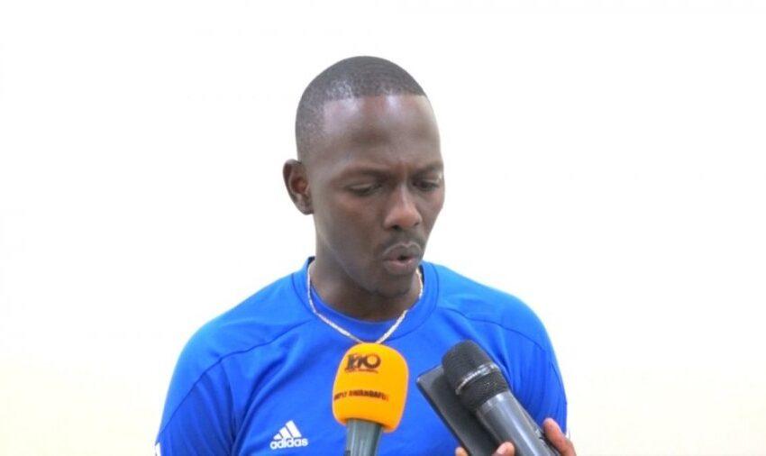 Shabani watozaga As Kigali y'abagore bamusezereye bamwifuriza amahirwe
