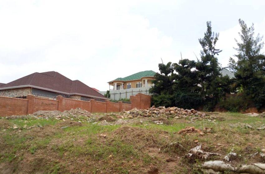 Kigali: Abaturanyi 2 bamaze imyaka 2 bahanganye kubera 'Isenyuka ry'urukuta'