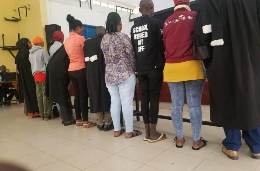 Abakobwa n'umusore baregwa 'gukorera iyicarubozo Sandrine' basabiwe imyaka 25