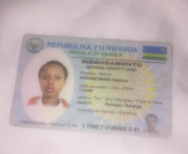 Iby'uko ashakishwa na Uganda ni ibihuha, ntabwo arwaye Coronavirus -Delphine twaganiriye