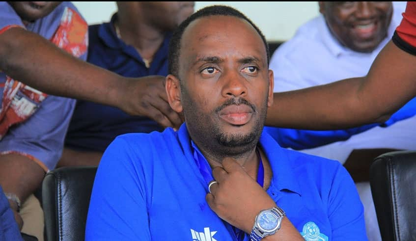 Tugume mu rugo ku bwo kurinda ubuzima bwacu – Sadate/Rayon Sports