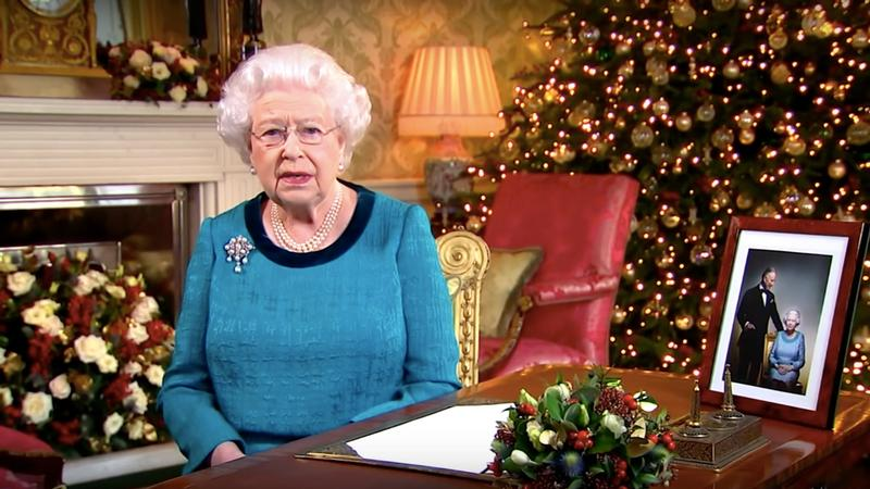 Umwamikazi Elizabeth II agiye kugeza ijambo ku bihugu bya Commonwealth