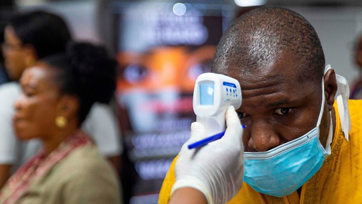 Coronavirus yageze muri Togo, ni igihugu cya 5 muri Africa yo munsi ya Sahara