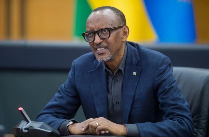 Umuyobozi ubajijwe kutuzuza inshingano ntibikwiye kugira uwo bikanga- P.Kagame