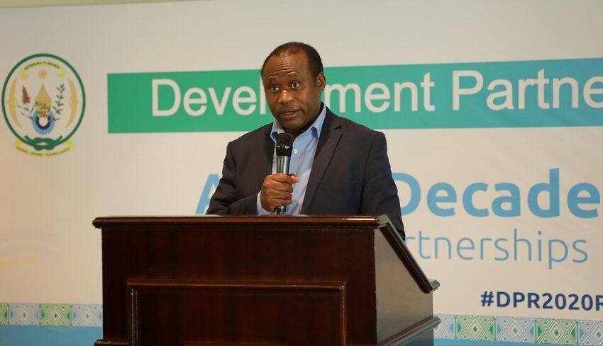 Amafaranga IMF yemereye u Rwanda ni inguzanyo itagira inyungu – Dr Ndagijimana